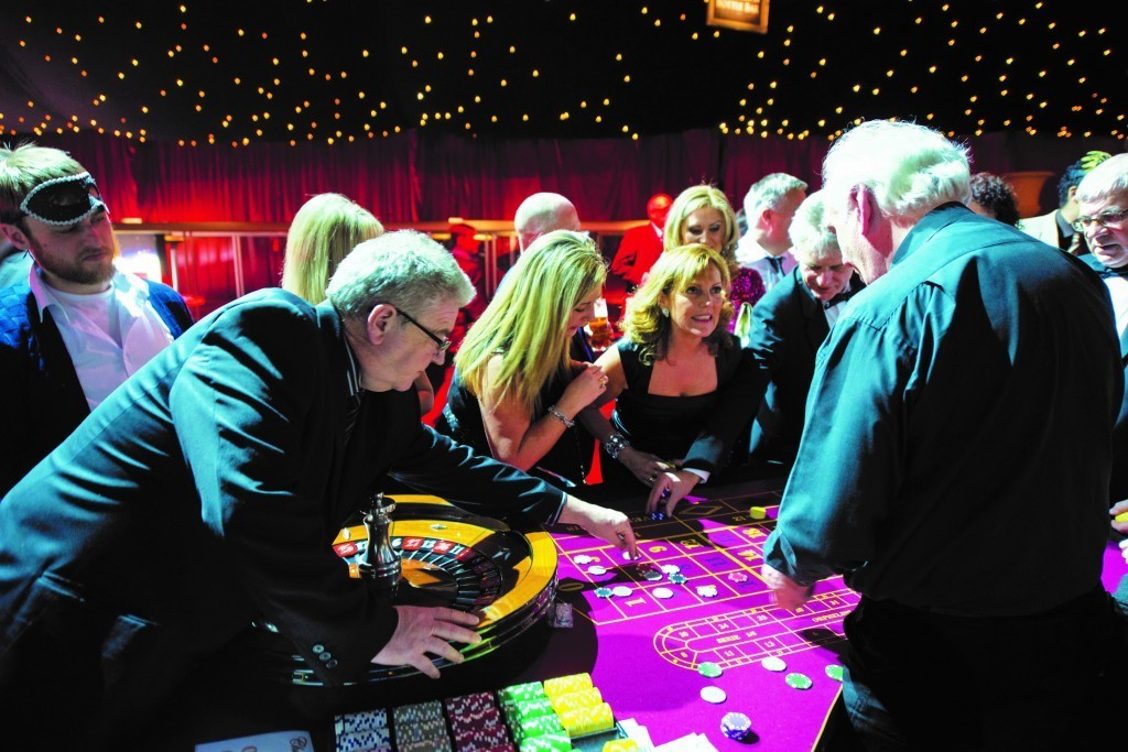 Hollywood ball 2015 - Fun Charity Casino