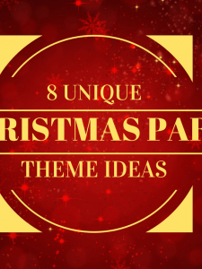 unique christmas party theme ideas