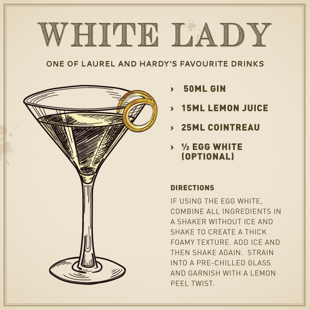 Celebrate getting half way through the week with this little tipple. And then head to ICC Birmingham for our Roaring 20s Christmas and NYE parties! ?