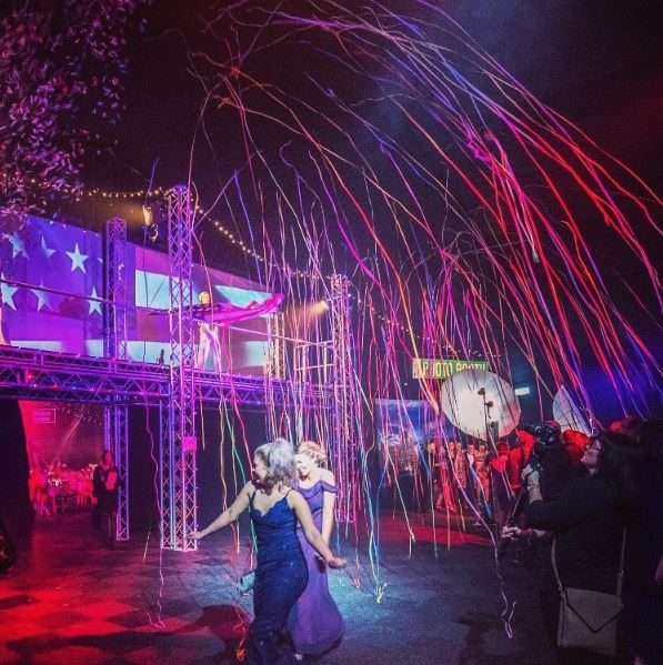 New Year's Eve celebrations at our three favourite venues
