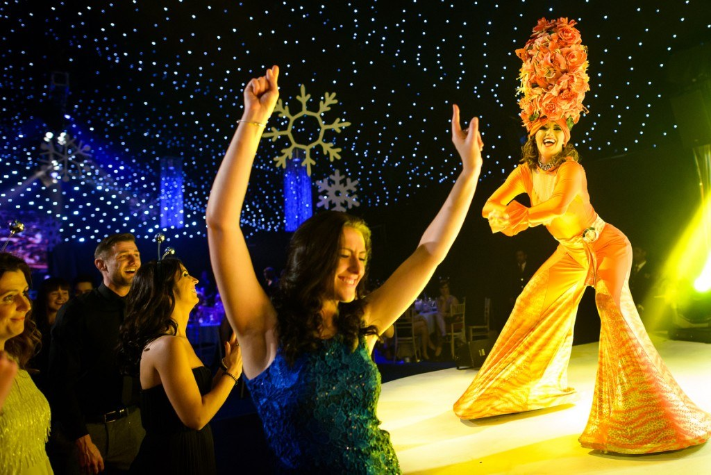 8 Corporate Christmas Party Entertainment Ideas