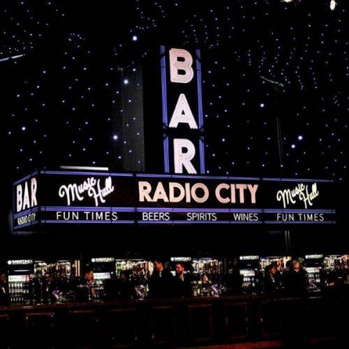 Radio City at our New York New York party at Tatton Park