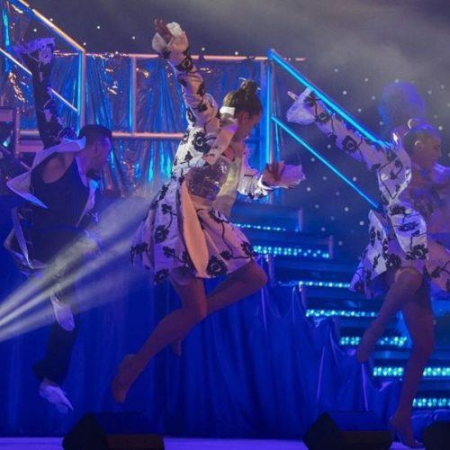 Performers at Aintree