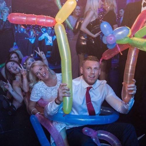 Balloon modelling competitions