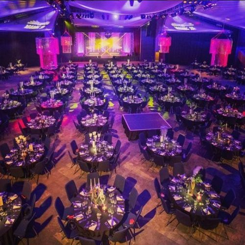 The mighty ICC Birmingham holds the greatest parties in the midlands!