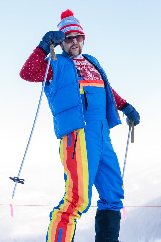 silly ski outfits