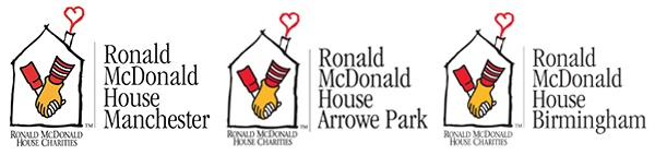 Ronald McDonald House Charities in partnership with JD Parties