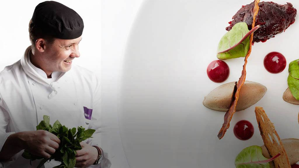 Simon Hellier | Executive Chef | The ICC | JD Parties | Christmas Parties Birmingham