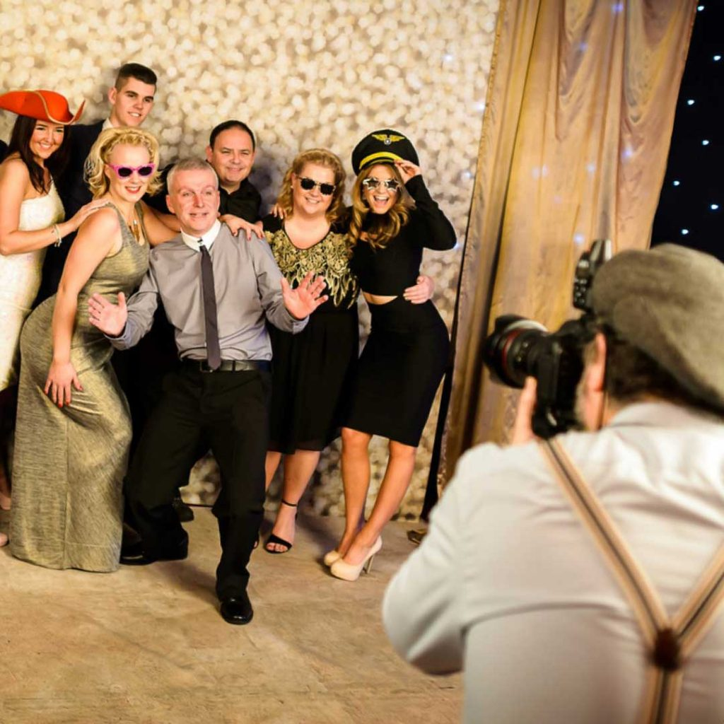 Christmas parties in Liverpool | Thornton Manor | JD Parties