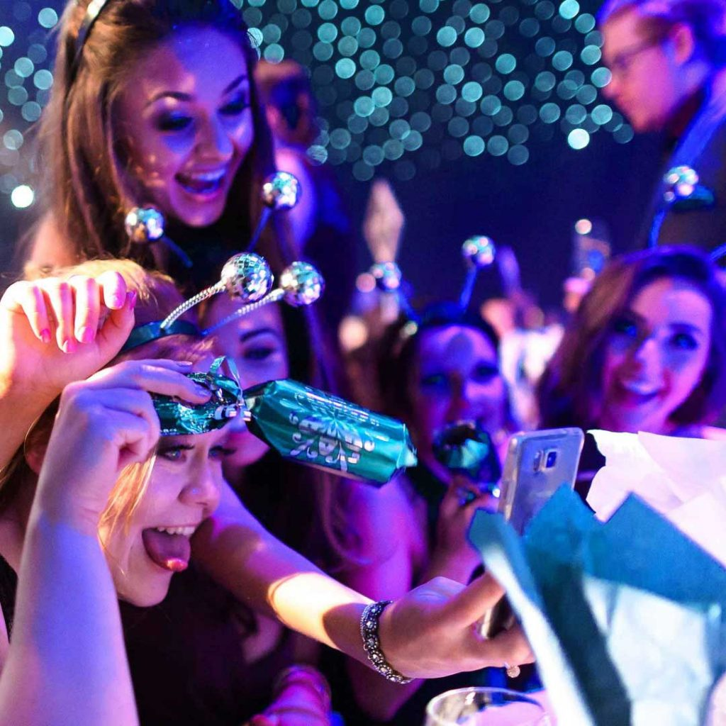 Christmas Parties in Manchester | JD Parties